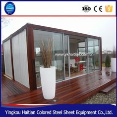 Source Prefabricated Houses, Portacabin, Caravans for sale in China on m.alibaba.com