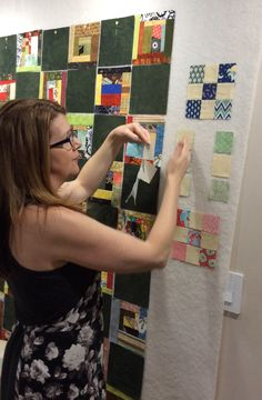 Clotheslining Endearing Quilting Tutorial On Heat Erasable Markersseder Quilts  Youtube Review