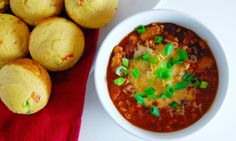 Easy and healthy recipe for Slow Cooker Turkey Chili.