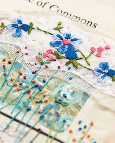 how to Stitched Envelopes