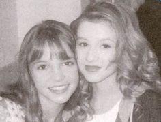 Spears & Aguilera. LOVE THEMMM
