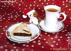 Mince pie   a.k.a. Mincemeat pie, Christmas pie, Mutton pie, Shrid pie