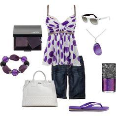 purple, created by renbat on Polyvore