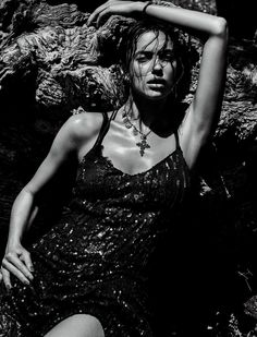 """Irina Shayk in """"Irina In The Sun Of Italy"""" for Vogue Japan, September 2016 Photographed by Giampaolo Sgura"""