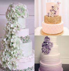 Nádherné svadobné torty II. - KAMzaKRÁSOU.sk - #kamzakrasou #cakes #weddingcakest #decor #wedding #inspiration #tips #weddingideals #weddinginspiration