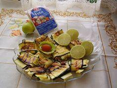 Paquetitos de Calabacín y Feta  El Recuncho de Sol