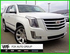 2017 Cadillac Escalade Luxury All-Wheel Drive $83,585 MSRP *NEW* Escalade AWD ~heated/cooled leather*navigation*sunroof*remote start 9609N