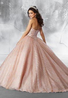 cc8c5a0dd97 Great site pretty quinceanera dresses Rose Gold Quinceanera Dresses