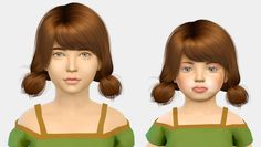 Sims 4 CC's - The Best: Wings Os0626 - Kids & Toddlers by Fabienne