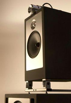 High end audio audiophile Trenner &Friedl speakers
