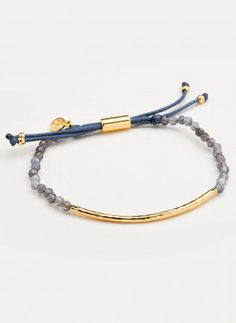 Power Gemstone Iolite Bracelet for Focus - Power Gemstones - All Jewelry