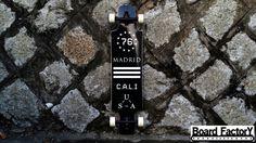39년전통 마드리드 스케이트보드 매니악 드랍스루 madrid skateboards maniac DT