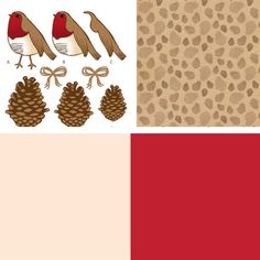 Printable Paper Download - https://www.docrafts.com/Inspiration/Downloads/rustic-christmas-collection-part-2/155