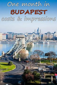 Digital Nomad in Budapest: Cost & Impressions after one month