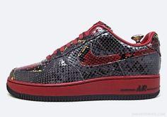 Nike Air Force 1 Bespoke Year of the Snake
