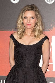 Michelle Pfeiffer's Ombre Waves