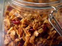 Mom's Homemade Granola Recipe : Marcela Valladolid : Food Network - FoodNetwork.com