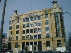 Warszawa//Dom Pod Orlami (budynek Banku Towarzystw…