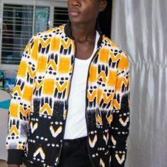 Bombers homme en tissu wax africain . Plusieurs model disponibles Bombers Wax, Christmas Sweaters, Deux Faces, Oui, Styles, Blouse, Model, Fashion, Men Wear