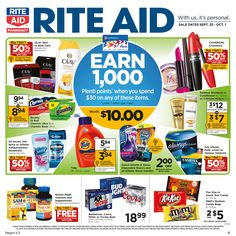 Rite Aid Weekly Ad September 25 - October 1, 2016 - http://www.olcatalog.com/grocery/rite-aid-weekly-ad.html