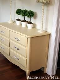 Dresser Inspiration! Need to do this to mine!