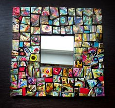 mirror by Veska Abad, Nice, France