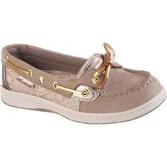 @Overstock - Women's Skechers Relaxed Fit Buccaneer Riches Natural - Treasure the nautical style and amazing comfort of the SKECHERS Relaxed Fit�: Buccaneer - Riches shoe. Smooth leather, metallic faux leather and brocade fabric upper in a lace up casual comfort boat shoe with stitching and overlay  http://www.overstock.com/Clothing-Shoes/Womens-Skechers-Relaxed-Fit-Buccaneer-Riches-Natural/9492389/product.html?CID=214117 $64.95
