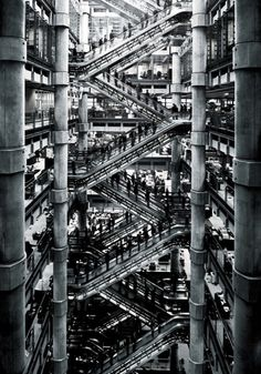 Simon Stock, Lloyd's Building  Lloyd's building - Wikipedia, the free encyc