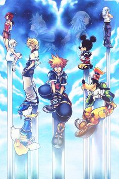 Image discovered by Disney. Find images and videos about cute, photography and disney on We Heart It - the app to get lost in what you love. Kingdom Hearts Tattoo, Kingdom Hearts Fanart, Disney Kingdom Hearts, Cry Anime, Anime Art, Organization Xiii, Heart Wallpaper, Kingdom Hearts Wallpaper Iphone, Wallpaper Ideas