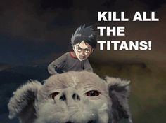 aot funny | Funny AoT gifs and pics :D