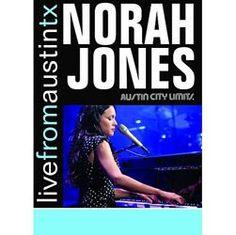 DVD Norah Jones - Live From Austin Tx