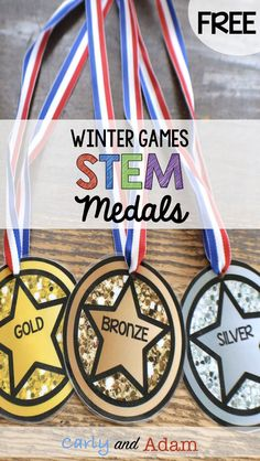How to Organize a Winter Games STEM Competition in Your Classroom