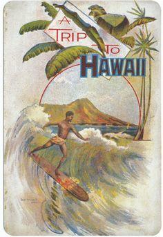 PlanetBarberella's Bipolar express: It's vintage Hawaiian music Po'alima!!