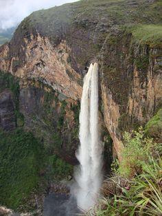 Cachoeira do Tabuleiro - Uma das sete maravilhas da Estrada Real