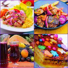 Peruvian food ♨