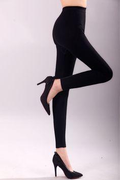 6c5bf878331 Aliexpress.com   Buy Thermos Cashmere Skinny Leggings Diamond type Lattice  Underwear Women Wool Warm Pants Wool Women Ensemble Sous Vetement Femme  from ...