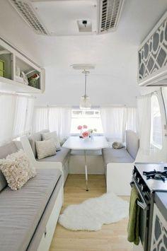 Cool 30+ Best Ideas Interior RV Camper Van https://architecturemagz.com/30-best-ideas-interior-rv-camper-van/
