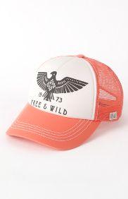 74da1890 Freebird Trucker Hat Hiking Hat, Vintage Baseball Caps, Baseball Hats, Cute  Hats,