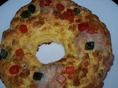 Cocina Fácil Sin Gluten: Mi primer ROSCÓN de REYES