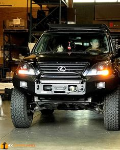 81 best lexus gx 470 mods additions images in 2019 off road rh pinterest com