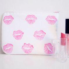pink lipstick print - Google Search