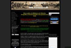Bienvenido a la Biblioteca de Historia, Geografía y Ciencias Sociales más grande de la Web    http://historigeo.com via @url2pin
