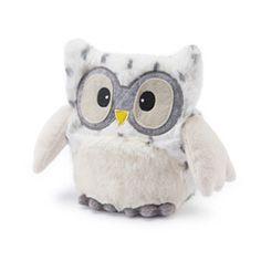 Microwavable Snowy Owl Hottie