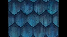 【TEXTURE】-Hand Painted - Low Poly - Roof02