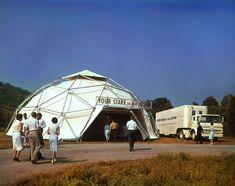 US Government Top Secret Town: Manhattan Project 'Atomic City' aka Oak Ridge TN -- aka home.