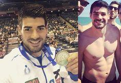 Italian volleyball player Filippo Lanza
