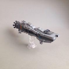Bremen-class Corvette   by TenorPenny