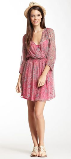 Ella Moss Mystic Long Sleeve Dress