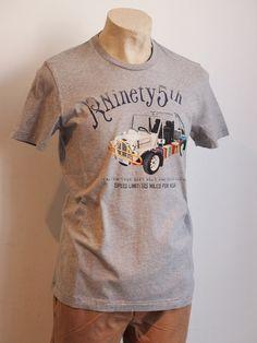 R95th★新作★プリントTシャツ!!!:WATER ISLAND