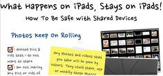 info-tech literacy for iPad users in schools